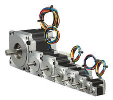 Stepper Motors offer performance/application flexibility.