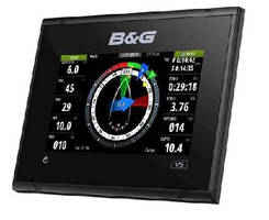 Sailing Chartplotter features 5 in. multi-touch display.
