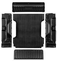 Modular Liner protects 2015-2016 Ford F-150 SuperCrew short bed.