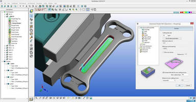 CAM Software targets production machining application needs.