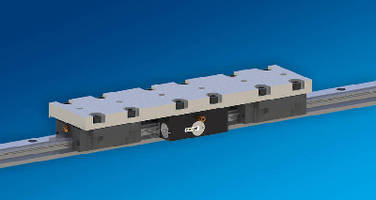 Profile Rail Brakes provide high load-holding force.