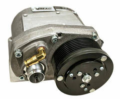 Belt-Driven Air Compressor is available for Ford Transit.