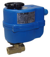 Direct Mount Ball Valves have low operating torque.