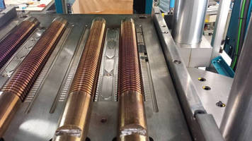 Automatic Stripping of Core-Molded EPDM Pipe Seals