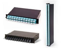 High-Density Fiber Optic Modules increase data center efficacy.