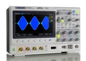 Digital Oscilloscopes employ Super Phosphor technology.