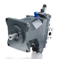 Bent Axis Motor features 0 degree capability.
