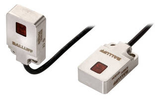 Photoelectric Sensors withstand harsh and wash-down environments.