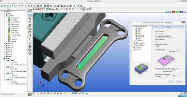 CAM Software optimizes production machining.
