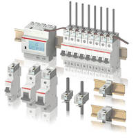 Circuit Monitoring Sensors measure currents up to 160 A.