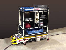 Creform to Showcase AGVs, Workstations and Flow Racks at MODEX 2016