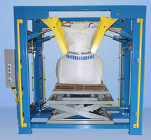 Bulk Bag Conditioning System breaks up hardened materials.