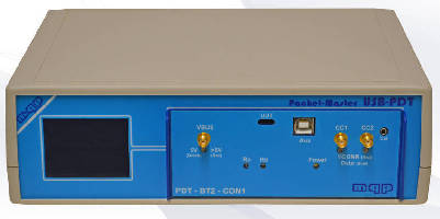 Compliance Tester supports USB Power Delivery.