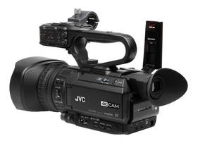 HD 4K-Capable Camcorder enhances single-camera sports coverage.