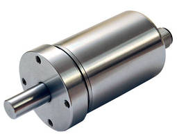 CANopen Absolute Encoders operate reliably in adverse conditions.