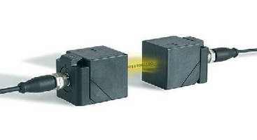 Inductive Coupler offers bi-directional IO-Link communication.