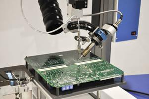 Desktop Soldering Robots minimize rejects via repeatability.