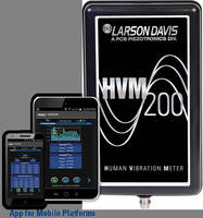 Vibration Meter offers Wi-Fi connectivity, works with mobile app.