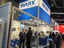 noax Technologies Attends SPS IPC Drives 2015