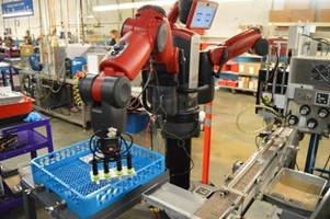 Largest Capacitor Manufacturer in North America Driving Growth with Rethink Robotics' Baxter