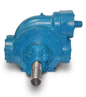 Sliding Vane Pumps offer 90° and 180° porting options.