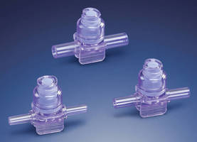 Swabbable Needleless Injection Sites are available with t-ports.