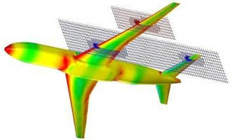 CFD Software offers optimized mesh handling.