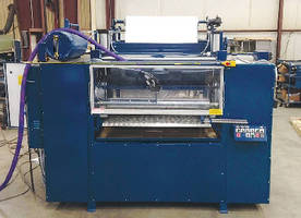 Lamination Machine targets expanded polystyrene industry.