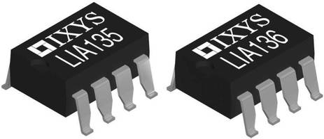 Optically Isolated Error Amps have programmable shunt references.