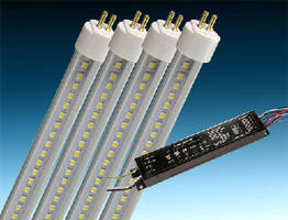 LED Tube Light Kits fit into almost any fixture.