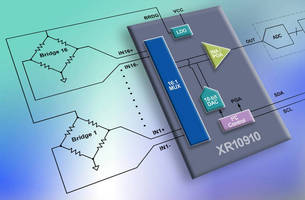 XR10910 16:1 Sensor Interface IC Wins Prestigious EDN 'Hot 100 Products' Award