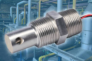 In-Line Conductivity Sensor withstands boiler environments.
