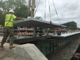 Wilson-Burt Bridge Gets New FiberSPAN Cantilever Sidewalk