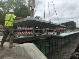 Wilson-Burt Bridge Gets New FiberSPAN Cantilever Sidewalk