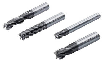 Solid Carbide Milling Tools support universal application.