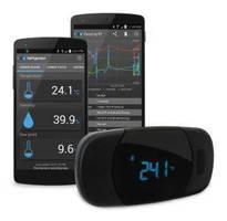 Temperature and RH Datalogger integrates Bluetooth connectivity.
