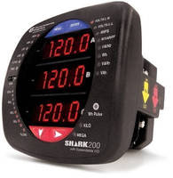 Data Logging Power Meter supports email on alarm.