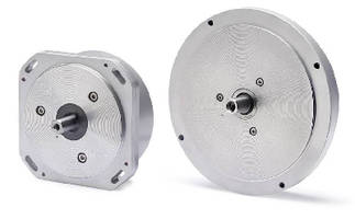 Angle Encoders feature integral bearing and solid shaft.