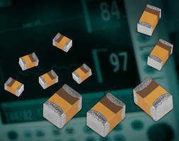 Solid Tantalum Microchip Capacitors have medical grade design.