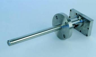 Diamond ATR Probe suits mid-IR chemical process analysis.
