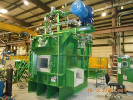 Lindberg/MPH Ships Gas-Fired Aluminum Stack Melting Furnace to Leading Marine Supplier