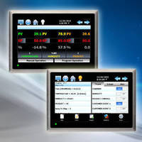 Touchscreen Controller utilizes smartphone technology.