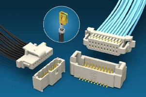 Discrete Wire Systems come in single- and double-row.