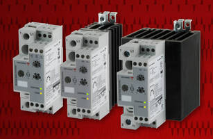 Proportional Output Controller has analog input, solid-state design.