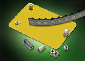 Surface Mount Fasteners offer variety of attachments for PCBs.