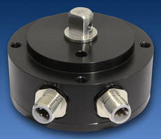 Non-Contact Angle Sensor withstands high shock, vibration.