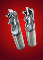 Carbide End Mills machine difficult materials.
