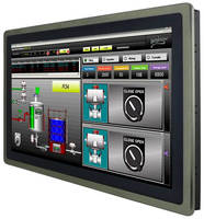 Widescreen 24 in. Modular Panel PC offers Full HD resolution.