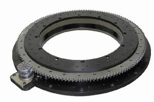 Precision Ring Drive Indexer mounts in any orientation.