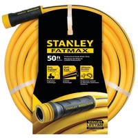 Lightweight, Flexible Water Hose is designed to reduce kinking.